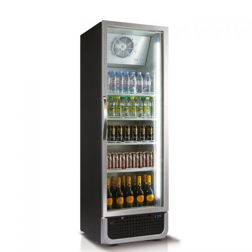 Husky Single Glass Door Commercial Catering Refrigerator